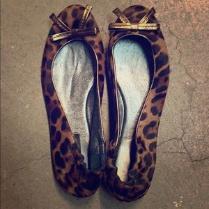 Dolce and Gabbana cheetah print 39